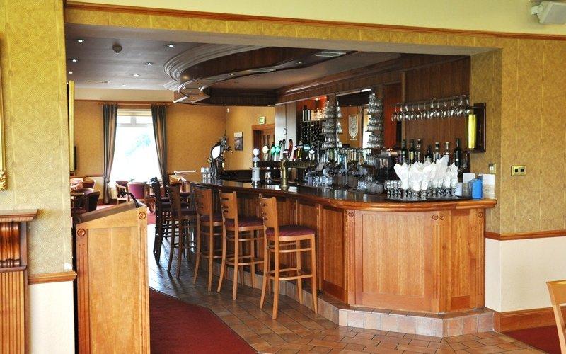 Cork Golf Club Bar
