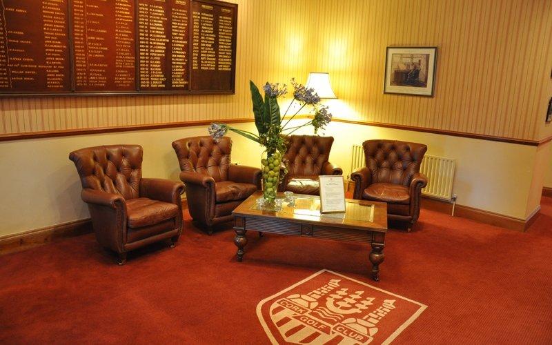 Cork Golf Club Clubhouse