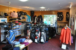 Cork Golf Club Pro Shop