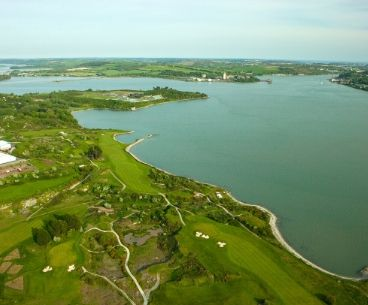 Cork Golf Club Scorecard